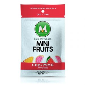 Miracle CBD Gummies - Infused Mini Fruit